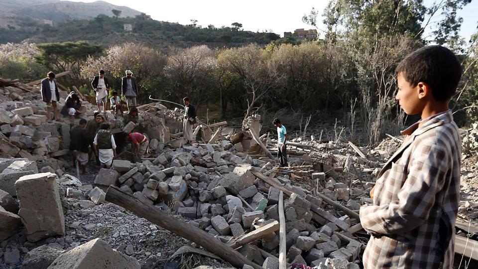 Yemen strikes,US strikes,Yemen raids