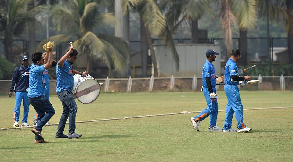 There is a fixed composition of them in the playing XI — four B1 category players, three B2 players and a maximum of four B3 players. (Arijit Sen/HT PHOTO)