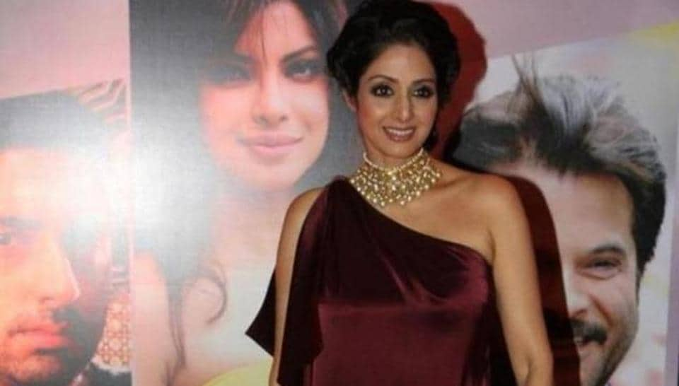 Sridevi will soon be seen in Mom.