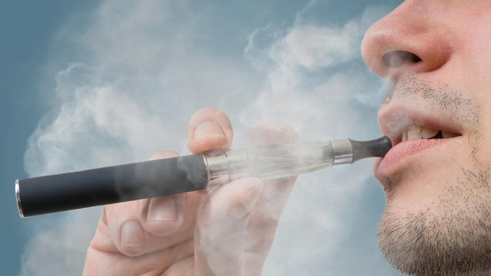 e-cigarettes,Nicotine addiction,Chewing gum