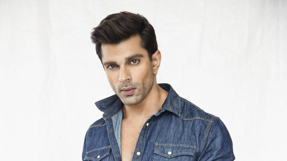 Karan Singh Grover is gearing up for his second innings on television.