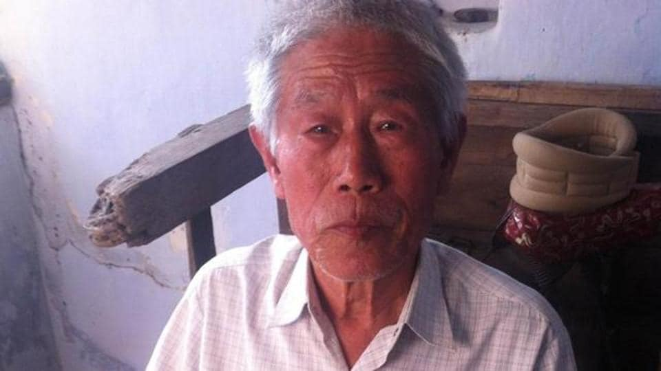 Wang Qi,Chinese soldier in India,India-China war