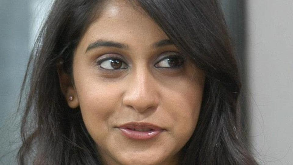 Southern star Regina Cassandra will make her Bollywood debut with Aankhen and she says she is really excited.