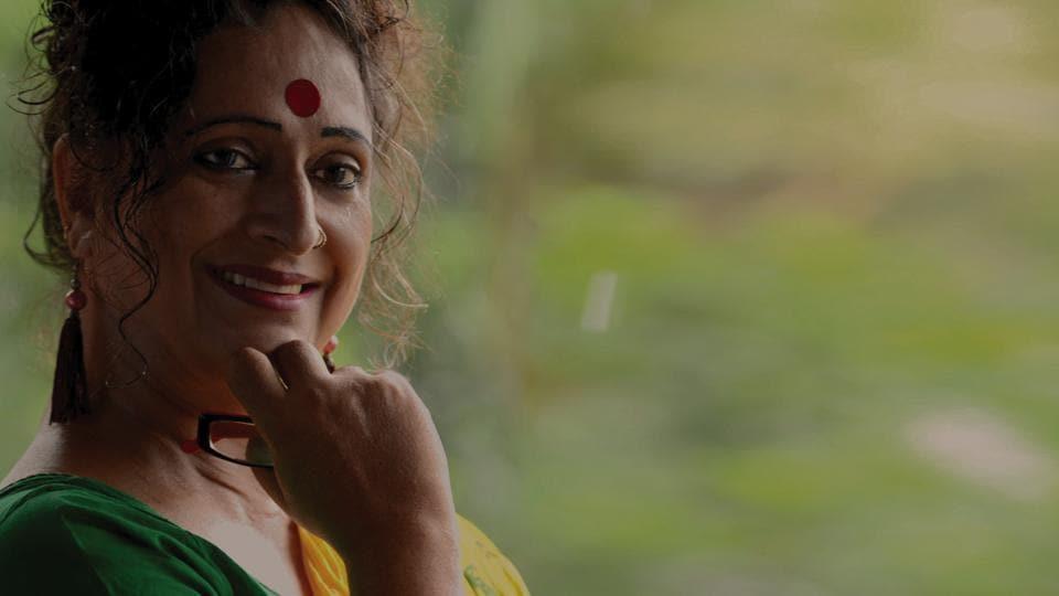 Manobi Bandyopadhyay,A Gift of Goddess Lakshmi,First transgender principal