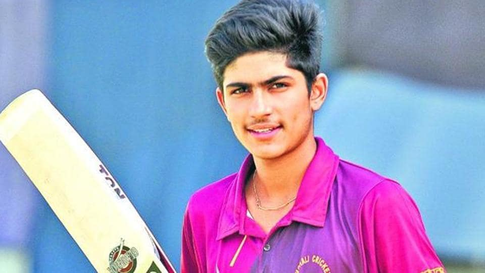 Shuman Gill remained unbeaten on 138 as India Under-19 team chased down the English total of 215 in  44.1 overs at the Brabourne Stadium in Mumbai on Friday.