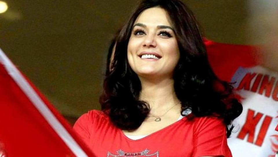 Preity Zinta thinks being a housewife is the toughest job in the world.
