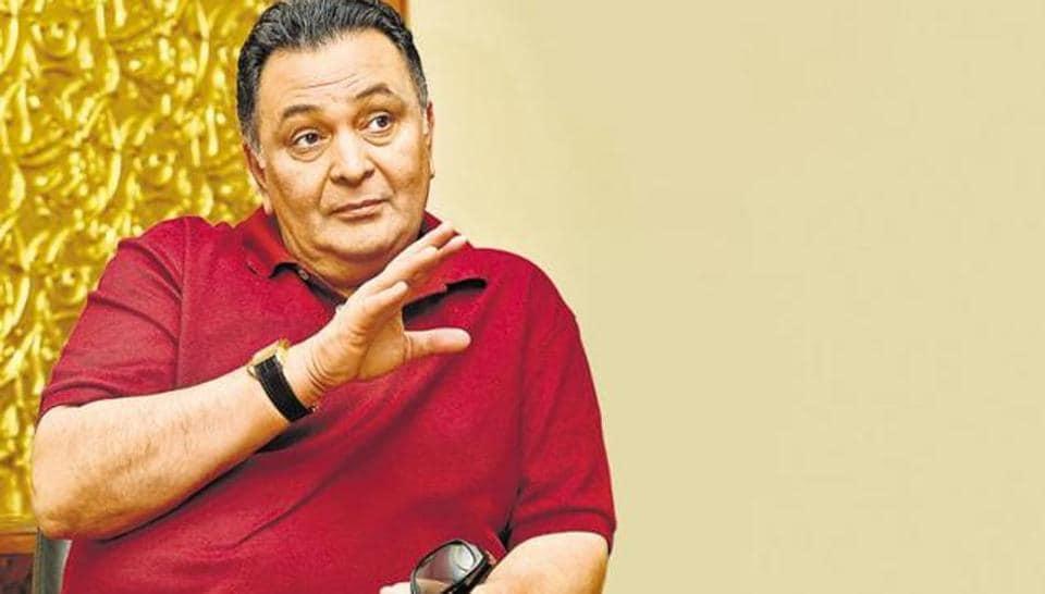Rshi Kapoor's biography, Khullam Khulla, is full of revelations.