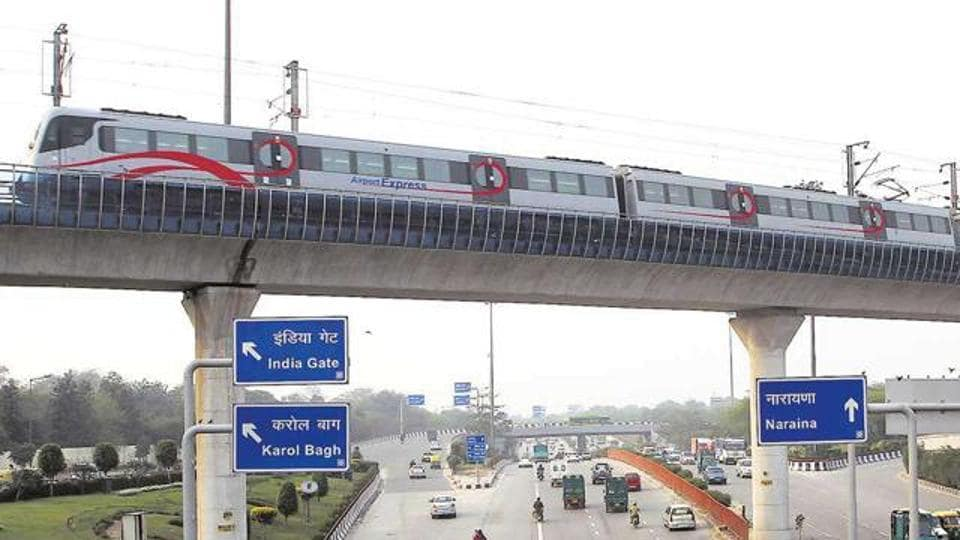 A customer satisfaction survey by the Delhi Metro Rail Corporation (DMRC) to improve the services on the airport line revealed that only 28% passengers avail City Check-in facility at New Delhi and Shivaji Stadium Stations.