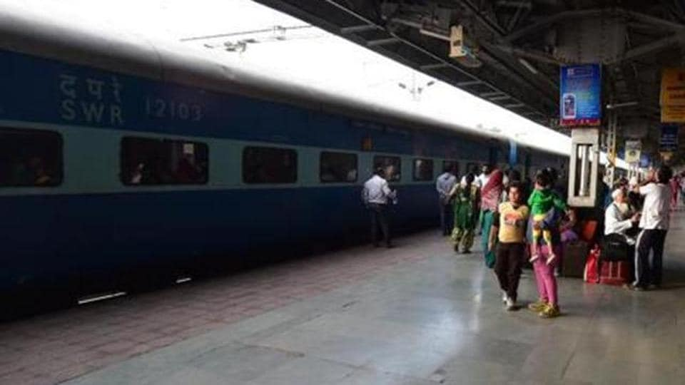 Budget,Railway,ECR