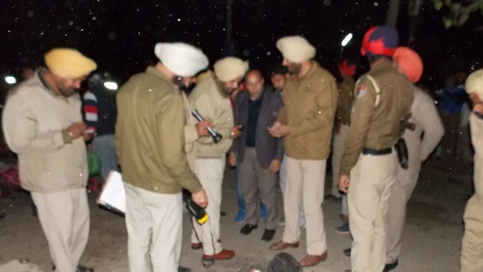 Maur blasts,Bathinda police,Kulbir Singh