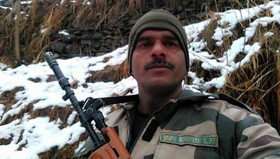 BSF soldier video