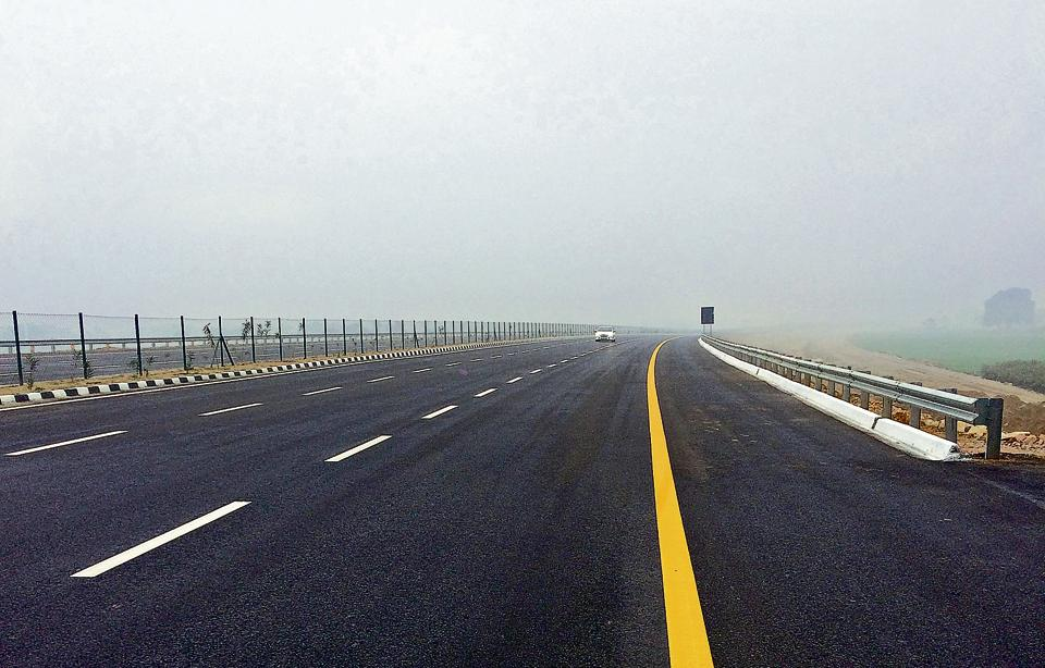Agra-Lucknow Expressway,Toll-free driving,e-way