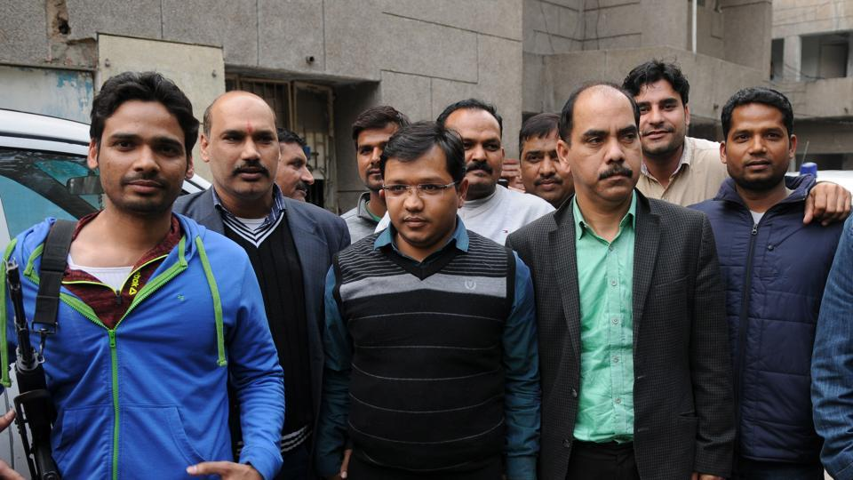 On Thursday, the STF had arrested Anubhav Mittal, 26, the company's managing director and a computer science graduate, and Shreedhar Prasad, the chief executive officer and an MBA graduate, and Mahesh, the company's technical head.