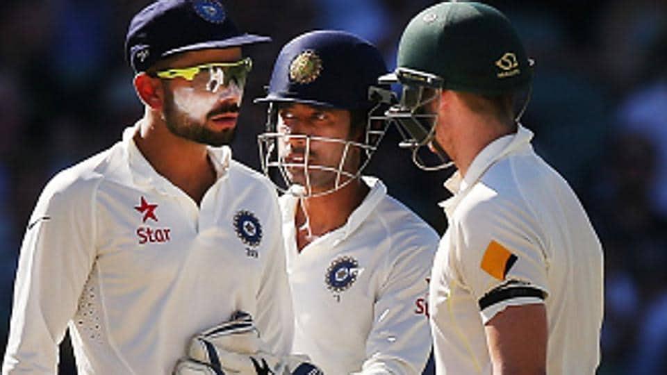 India cricket team skipper Virat Kohli has had many run-ins with Australia cricket team players over the years.