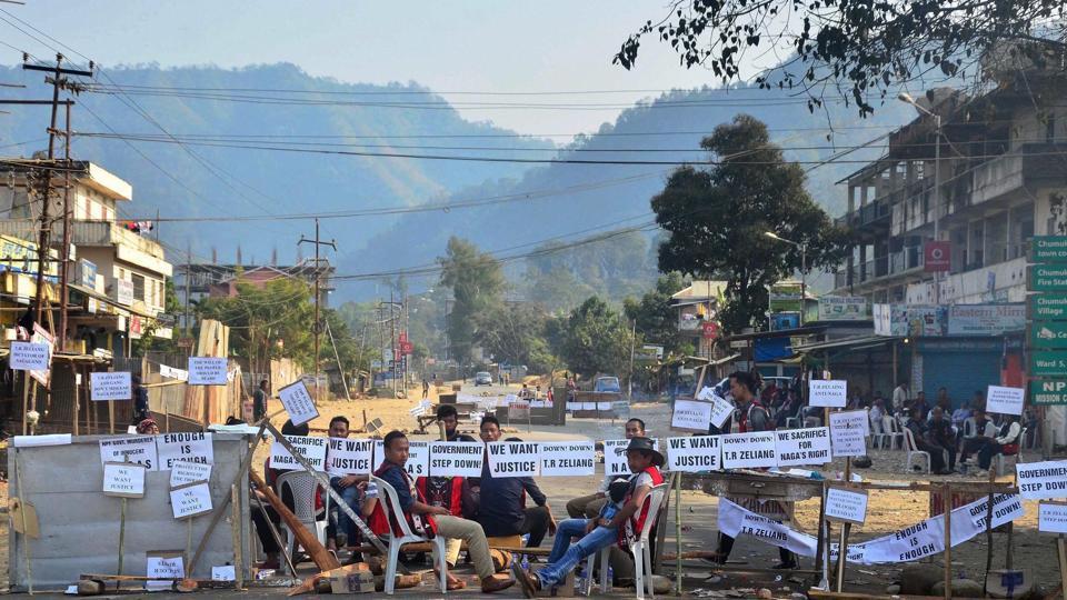 Nagaland violence,Kohima,Dimapur