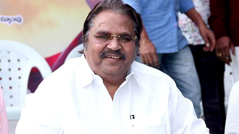 Dasari Narayan Rao was hospitalised after he complained of breathing-related problems on Tuesday.