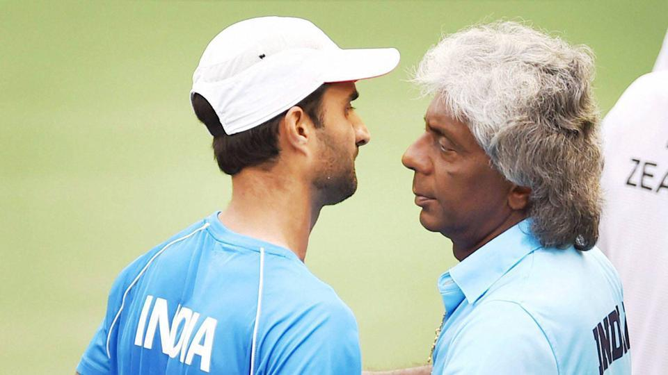 Davis Cup,Anand Amritraj,India