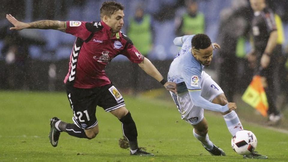 Alaves,Celta Vigo,King's Cup