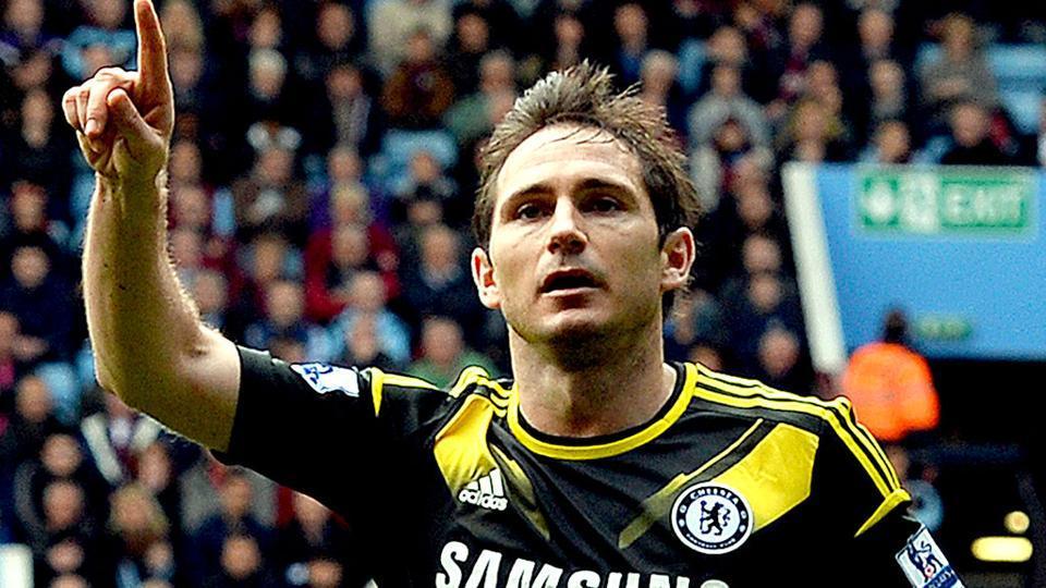 Frank Lampard,Chelsea Football Club,Chelsea