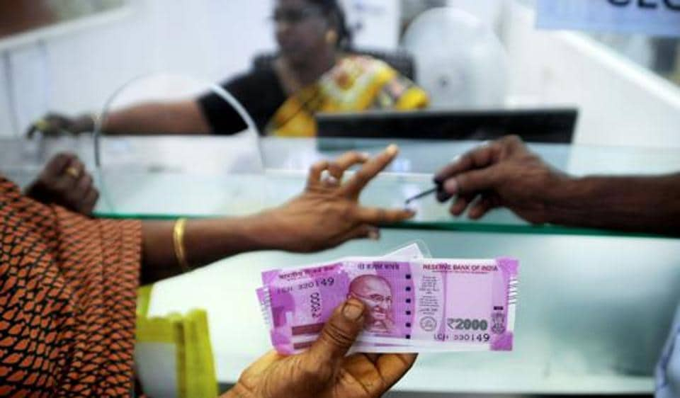 The demonetisation process led to acute cash crunch in India, with many analysts and rating agencies  predicting that the economy will shrink given its reliance on cash transactions.