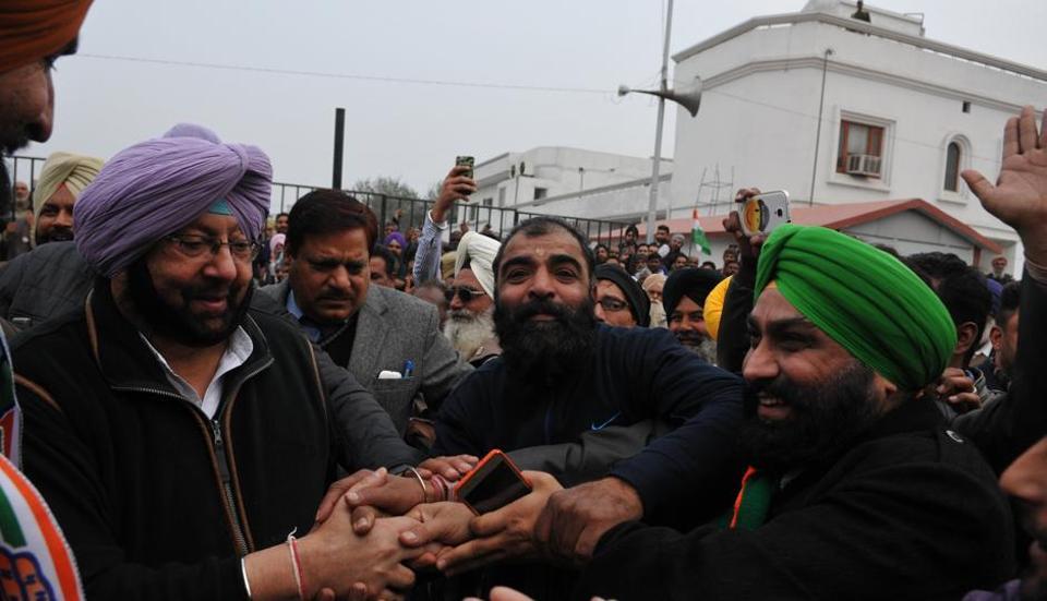 Punjab polls,Captain Amarinder Singh,Patiala