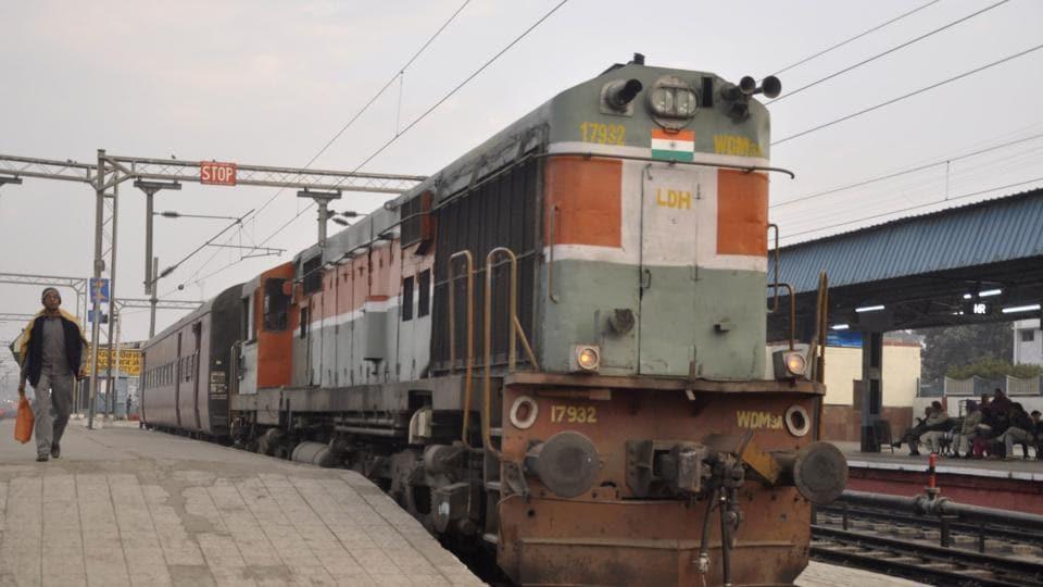 Ferozepur railway division