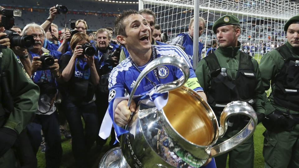 Frank Lampard,Chelsea FC,England football team