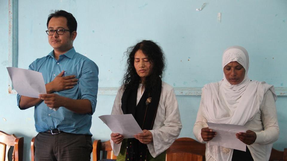 Irom Sharmila,PRJA,Election Commission