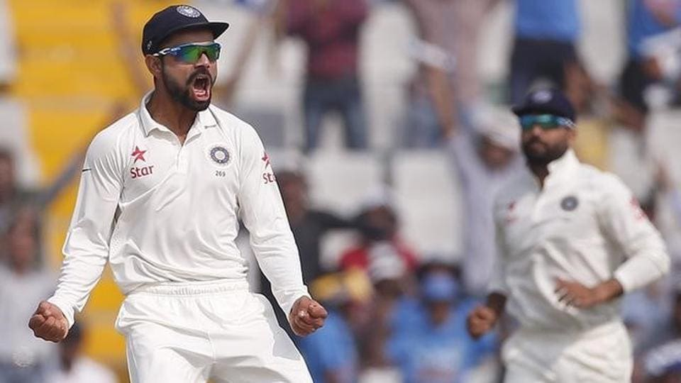 Indian cricket team captain Virat Kohli will look the Australians in the eye in the upcoming four-Test series against Australia.