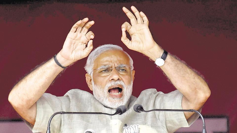 Prime Minister Narendra Modi has asked his leaders not to seek poll tickets for their relatives.