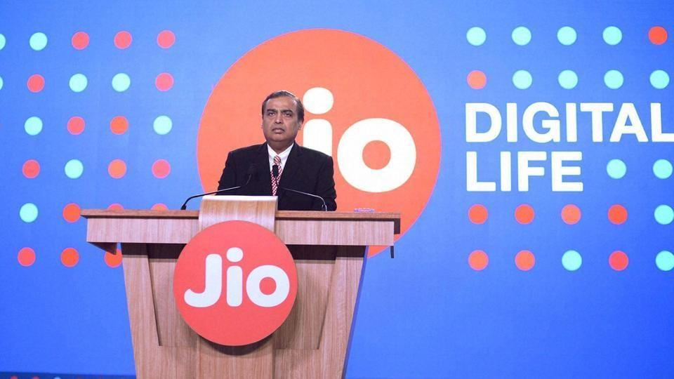 Telecom industry,TRAI,Reliance Jio
