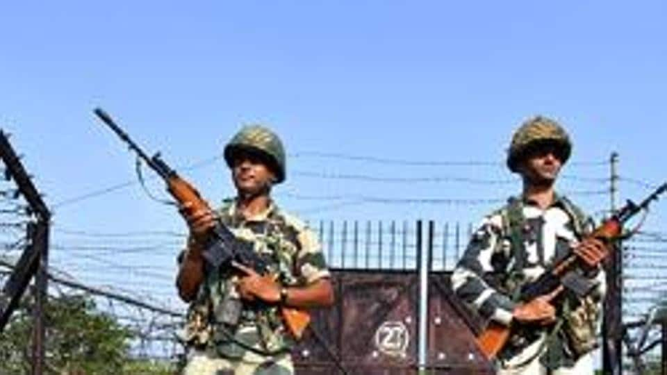 BSF is the country's largest norder-guarding force and has a work force of 2.5 lakh personnel