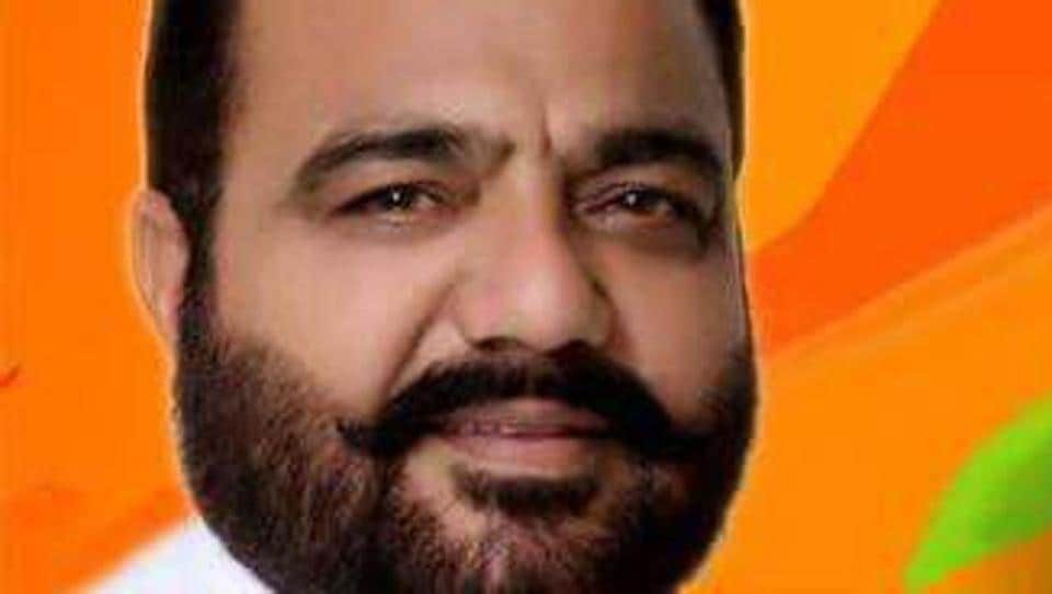 Kamal Chaitely is the BJP candidate from Ludhiana West.