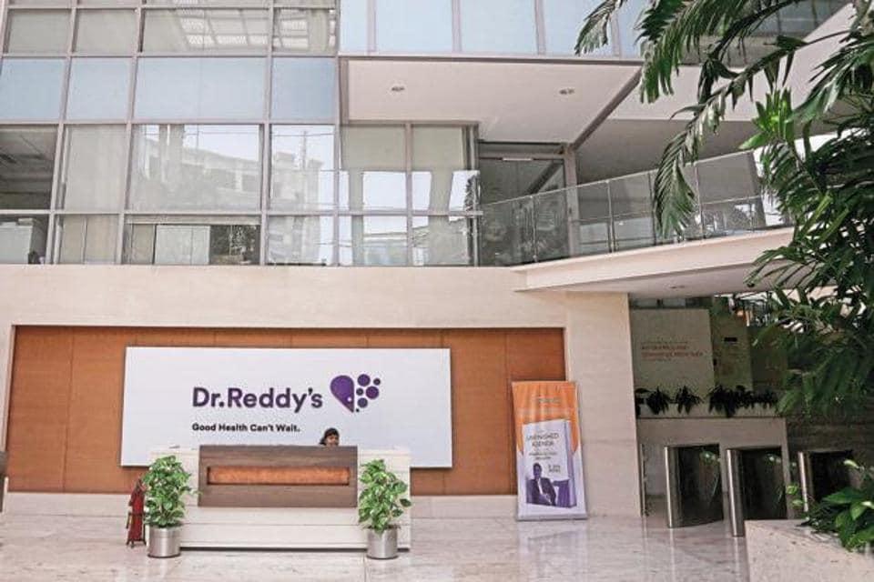 Dr Reddy's,profit dips,GV Prasad