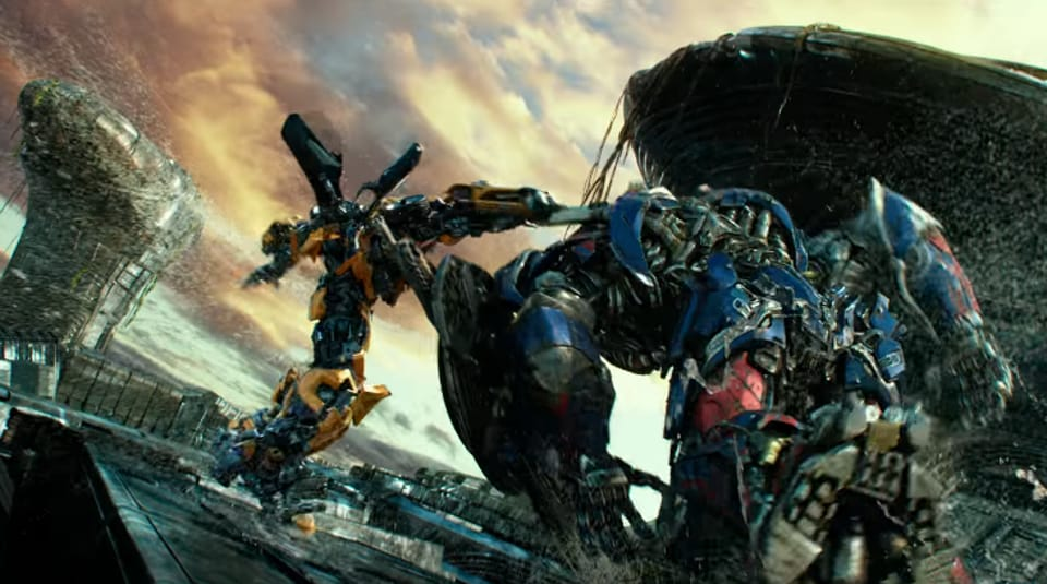 Transformers: The Last Knight is scheduled for a June 23 release.
