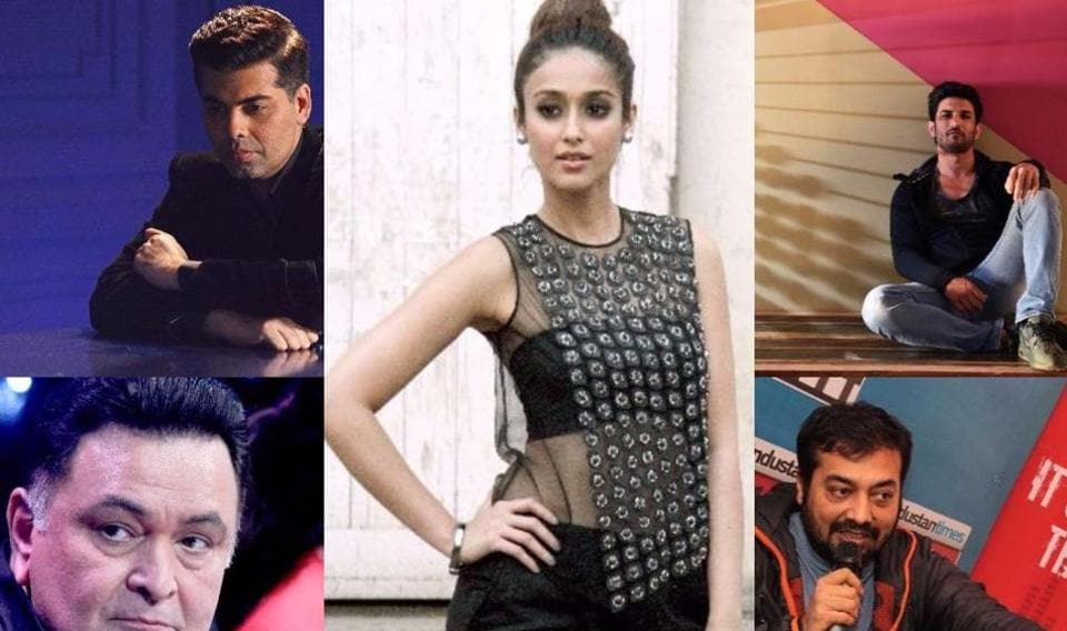 Bollywood celebs are no longer taking flak on social media, instead they are giving it back to haters.
