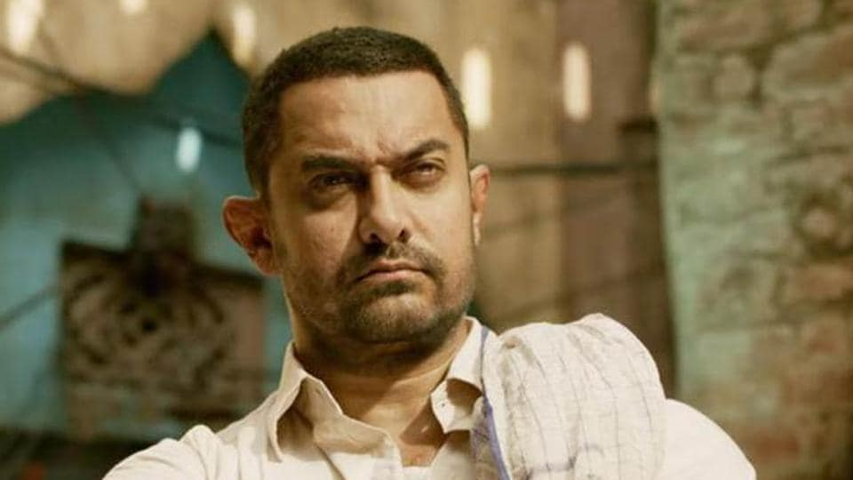 Dangal  is the first in Bollywood to enter the 385 crore club in India.