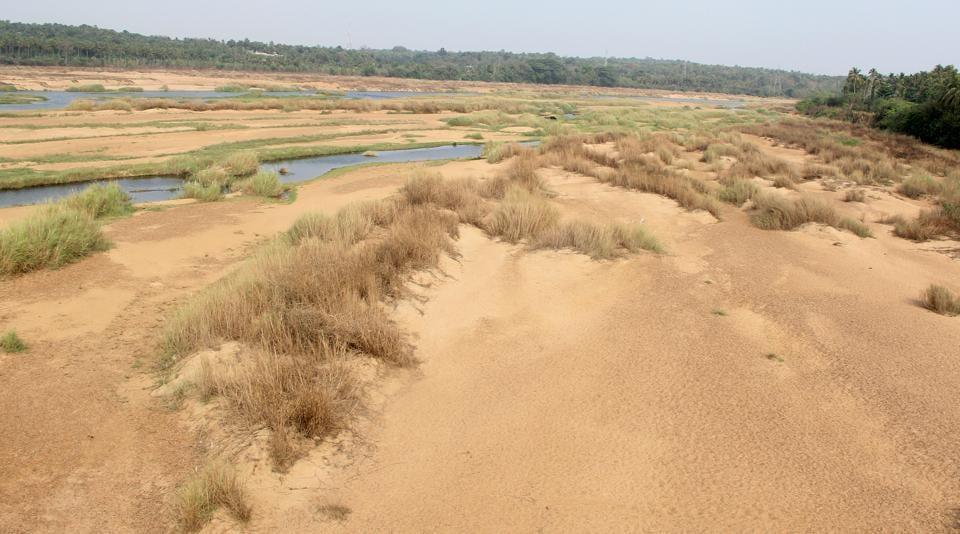 Kerala, Karnataka and Tamil Nadu are all staring at catastrophic droughts.