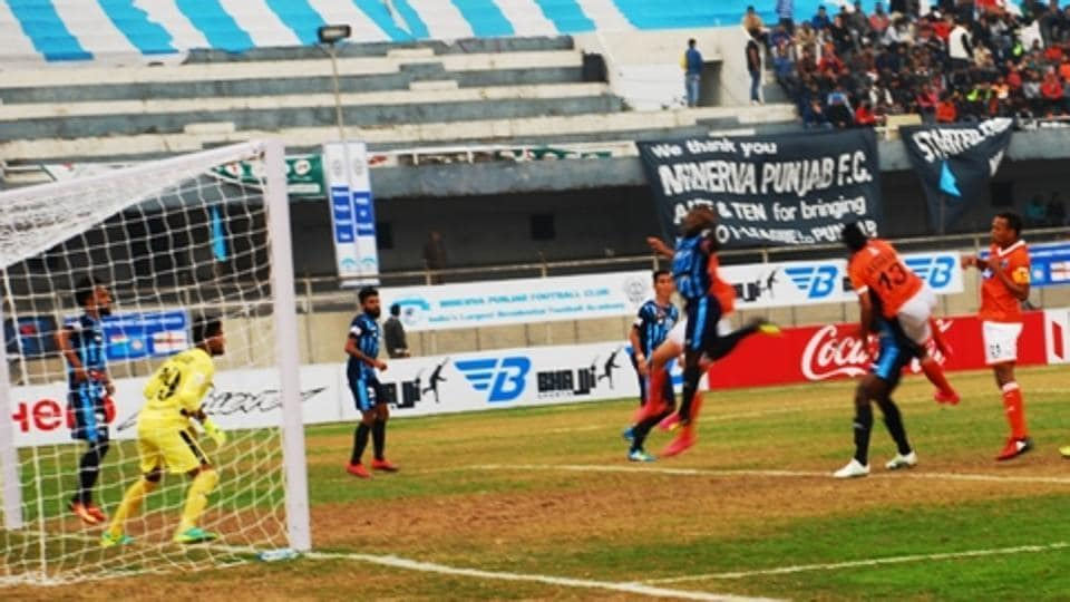 Minerva Punjab FC,Mumbai FC,I-League