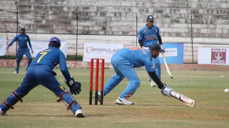 Indian cricket team,Sri Lanka cricket team,T20 World CUp for blind