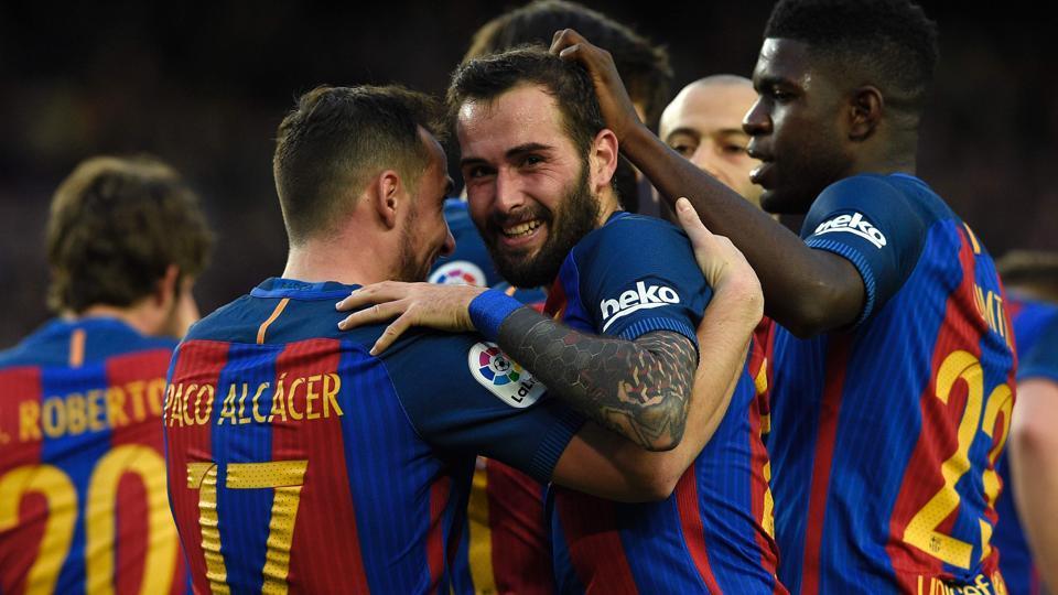 La Liga,Lionel Messi,FCBarcelona