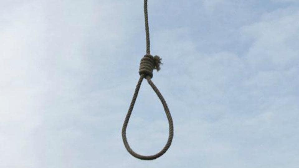 TCS employee suicide