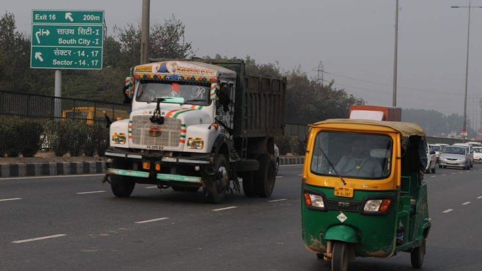 At present, commercial vehicles having all-India permits run on Bharat Stage (BS)-III engines, which are a major contributor to pollution.