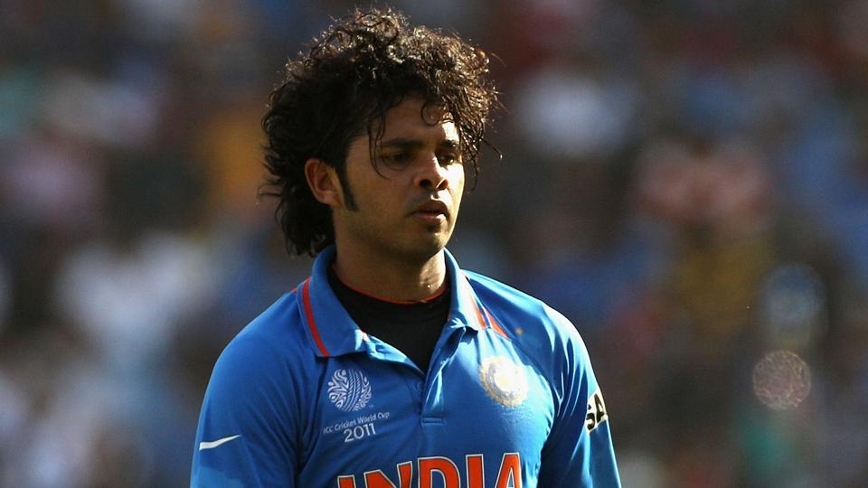 Sreesanth was accused of spot-fixing in the 2013 IPLbut was later acquitted by the court.