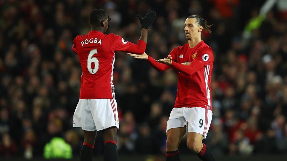Jose Mourinho,Manchester United F.C.,Zlatan Ibrahimovic