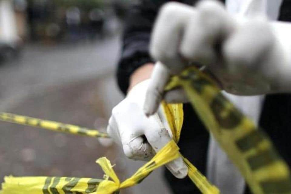A case of murder has been registered against both the suspects with no arrests so far.