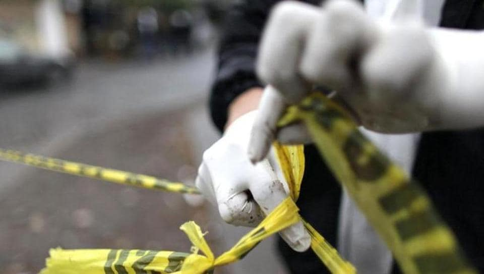 The couple were killed by their daughter-in-law and lover.