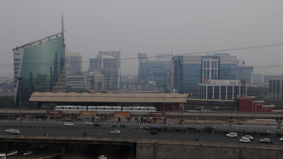pollution,Gurgaon,air quality