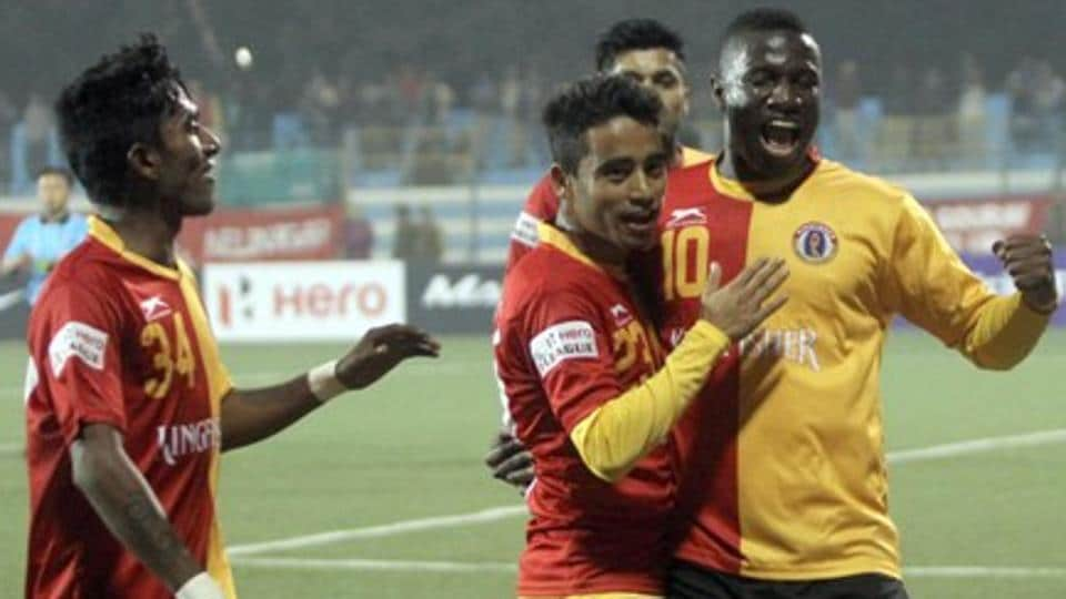 East Bengal will face Chennai City FC in their I-League encounter on Sunday.