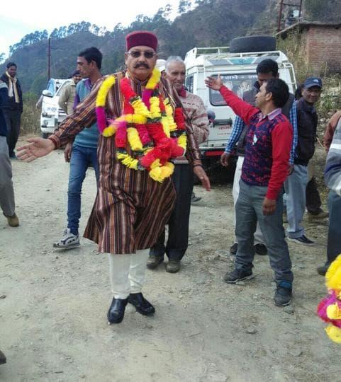 satpalmaharaj,uttarakhand,2017assembelypolls